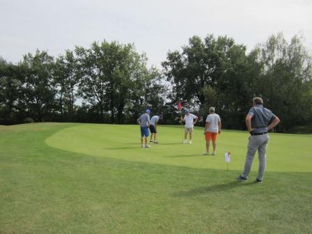Open de Golf du CEO à Téoula